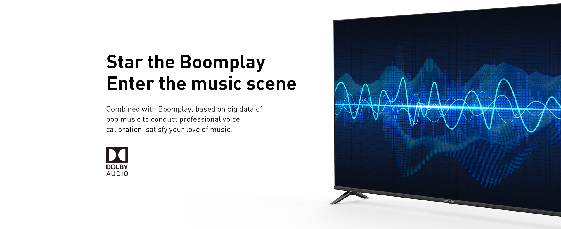 """Infinix X1 Android TV 43""""-wifi-support,In built chrome cast,frame-less design,screen mirroring 45"""