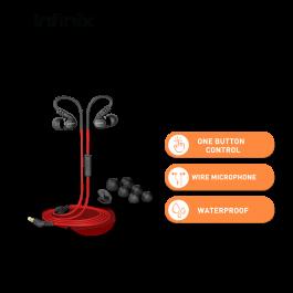 Infinix XE11 Sports Earphone